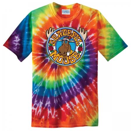 The Grateful Moose T-shirt
