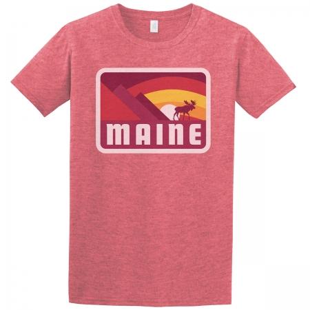 Moose & Mountains T-shirt