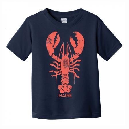 Giant Vintage Lobster Toddler T-shirt